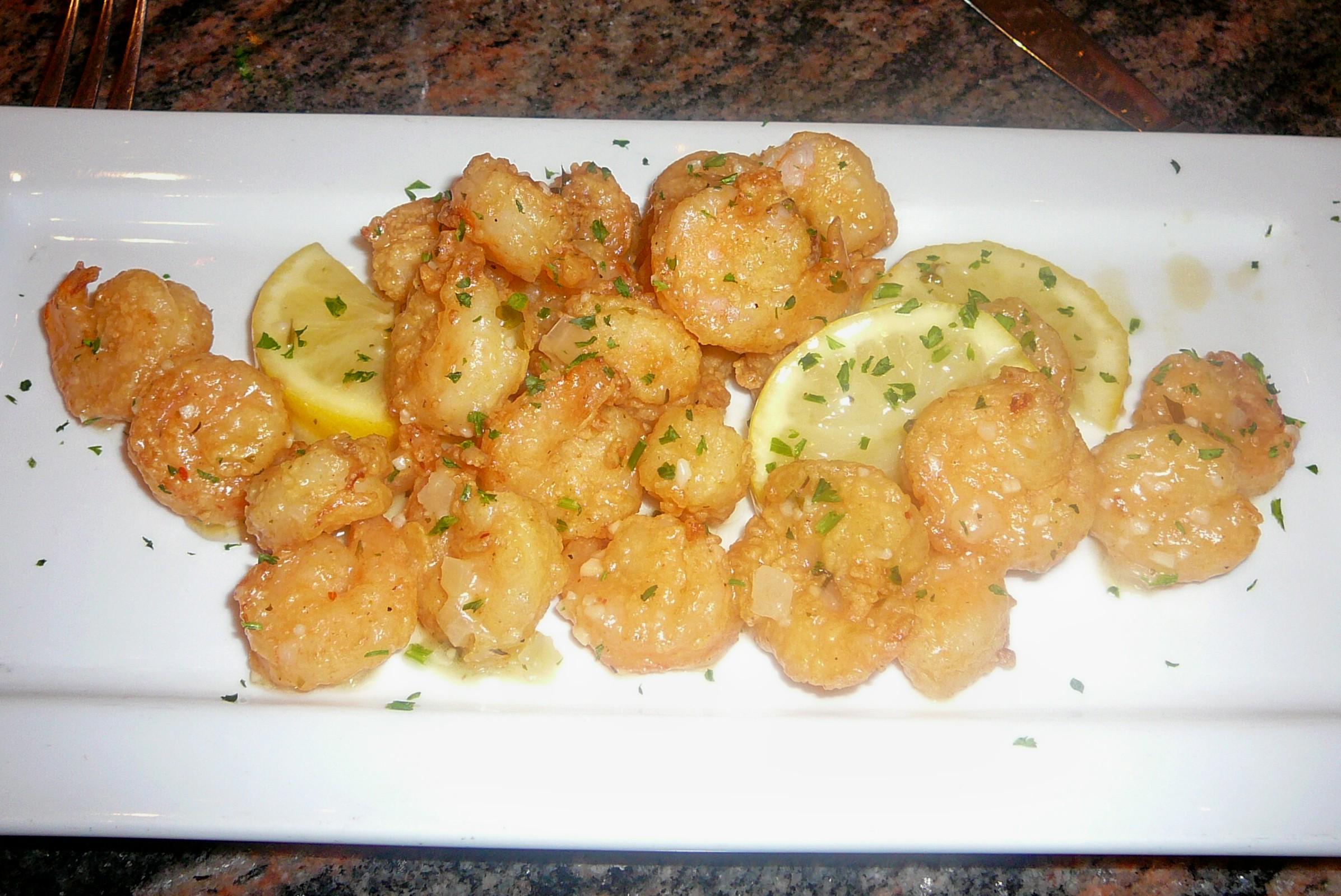 Olive garden for Olive garden shrimp scampi fritta